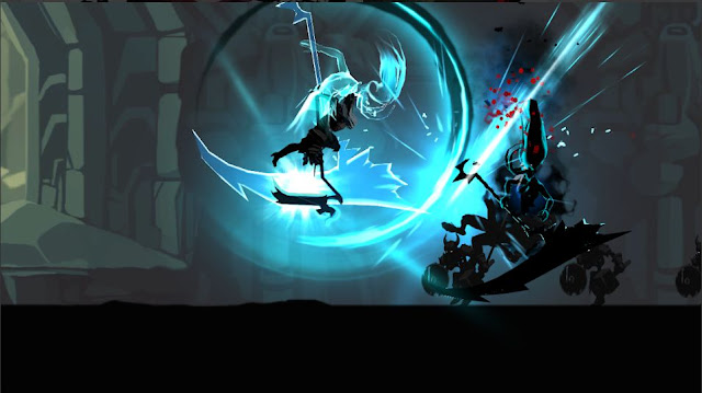 Game RPG Offline Kualitas HD Shadow of Death Mod Apk