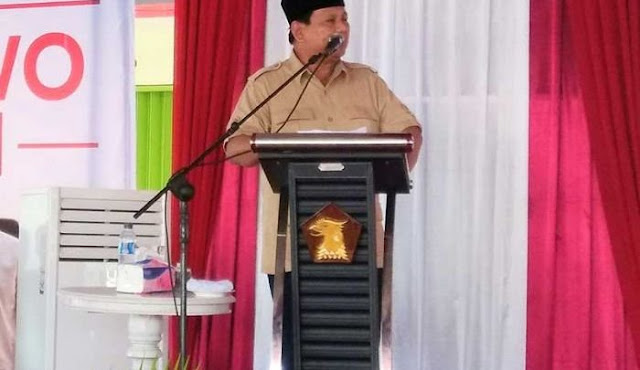 """5 Fakta """"Tampang Boyolali"""" ala Prabowo yang Berujung Protes"""