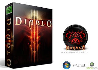 Diablo III Xbox360 PS3 free download full version
