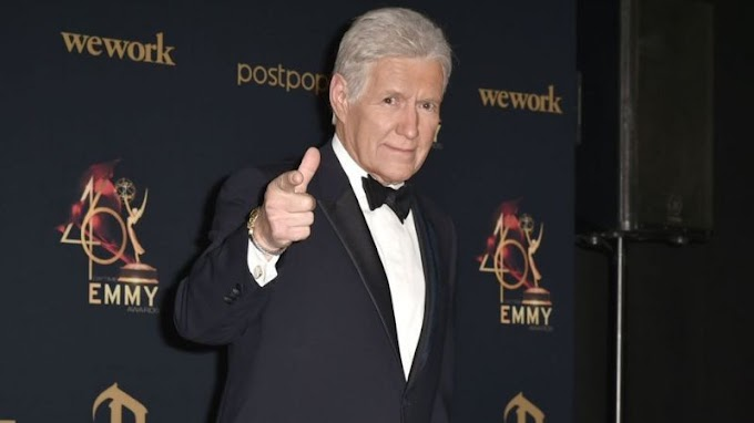 Jeopardy! game show host, Alex Trebek dead at the age of 80