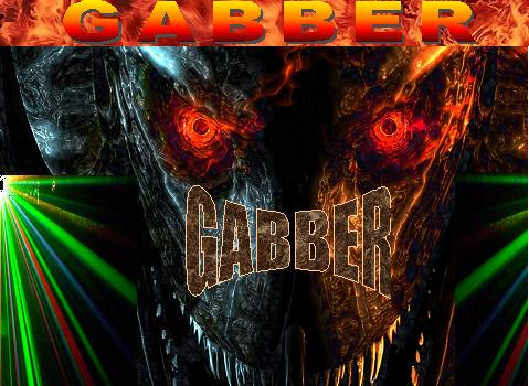 Gabber zene