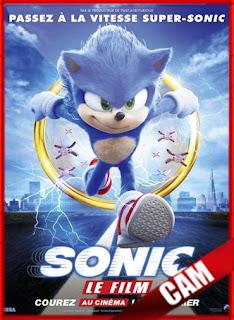 Sonic the Hedgehog (Sonic, la película) (2020)   DVDRip Latino HD GoogleDrive 1 Link