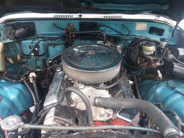 Daily Turismo 5k Chevy V8 Powered 1984 Toyota Land