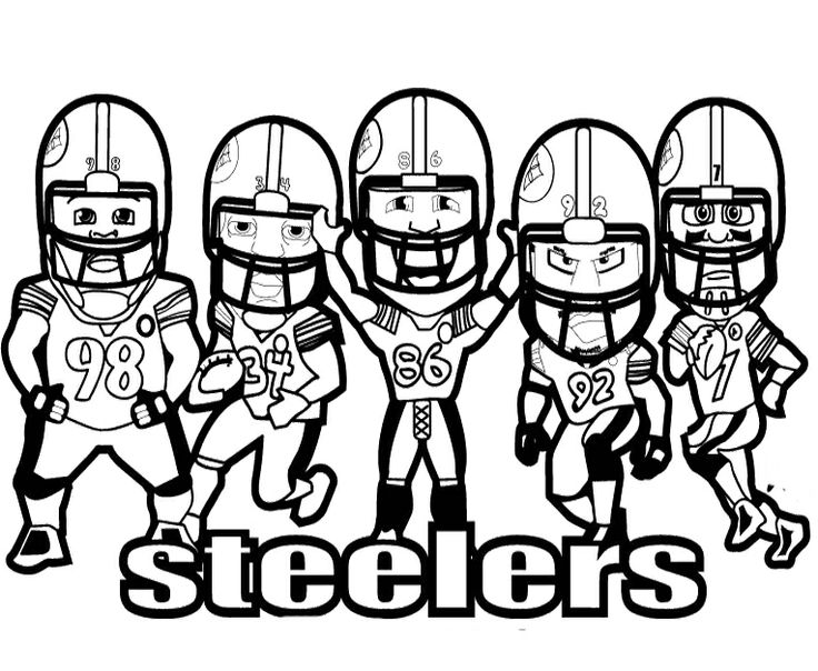 Coloring Pages: Football Coloring Pages Free and Printable