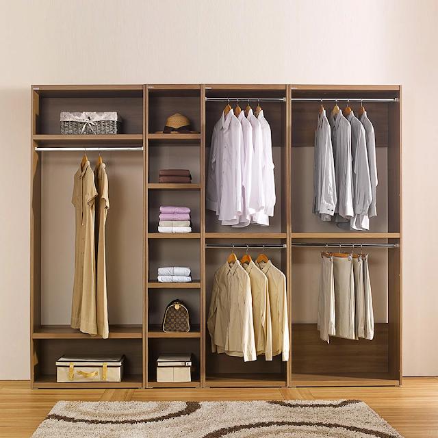 tủ quần áo gỗ MDF
