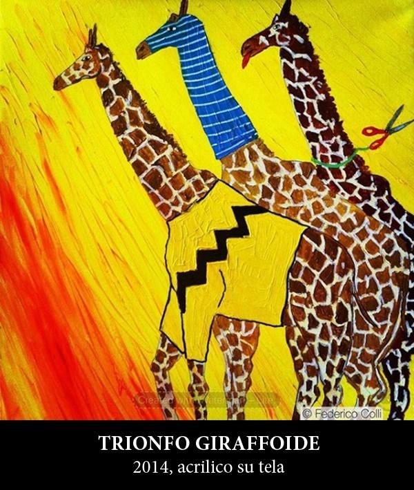 Arte: la simbolica siepe leopardiana nella pittura di Federico Colli