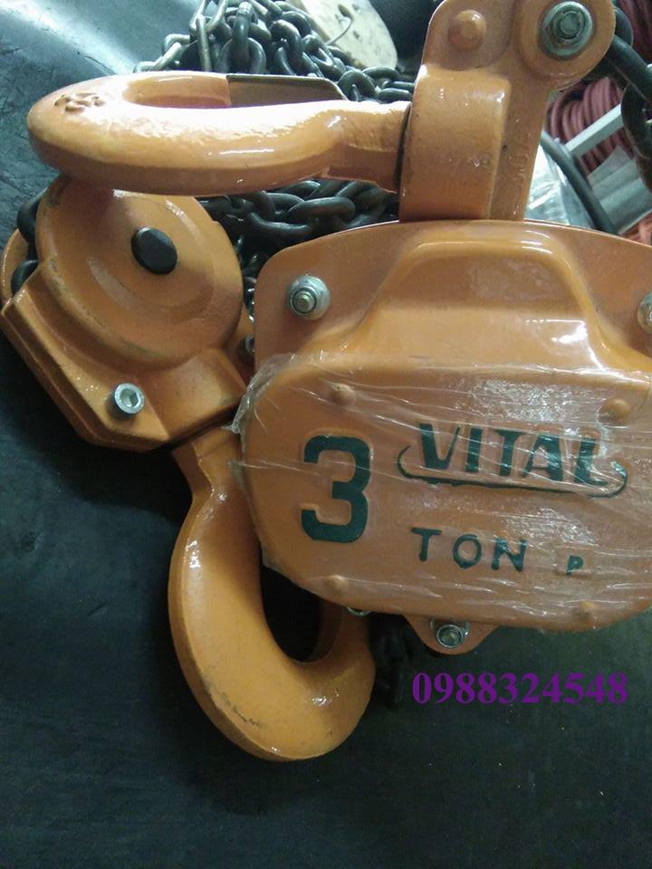 palang kéo tay Vital VP5-30 3000kg