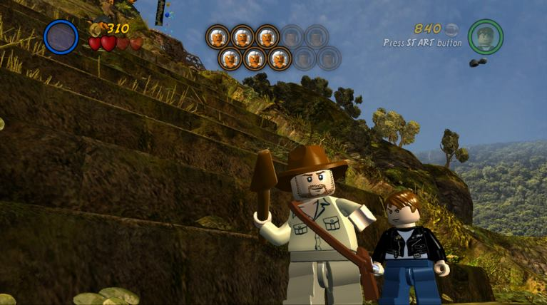 LEGO Indiana Jones 2 PC Full Español