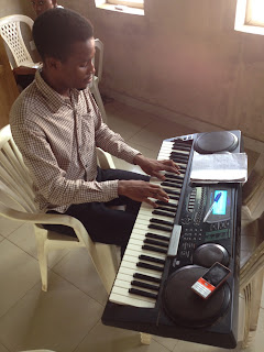 Nigerian keyboardist