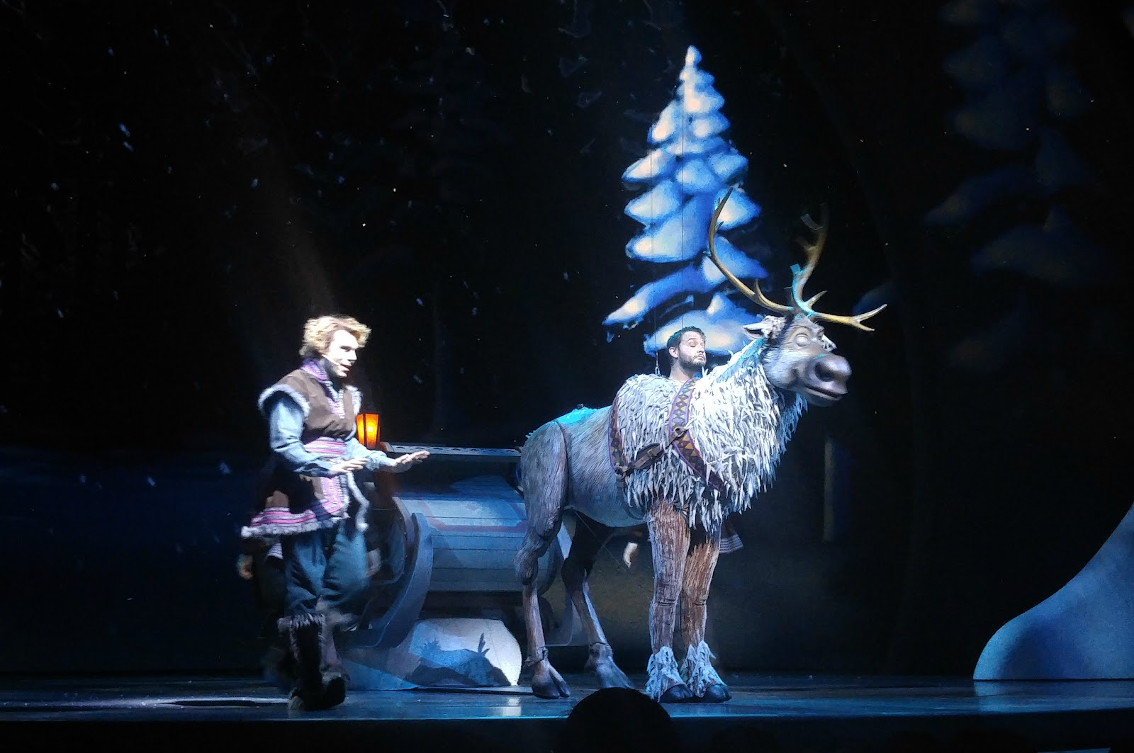 Finding Bonggamom Frozen Live At The Hyperion