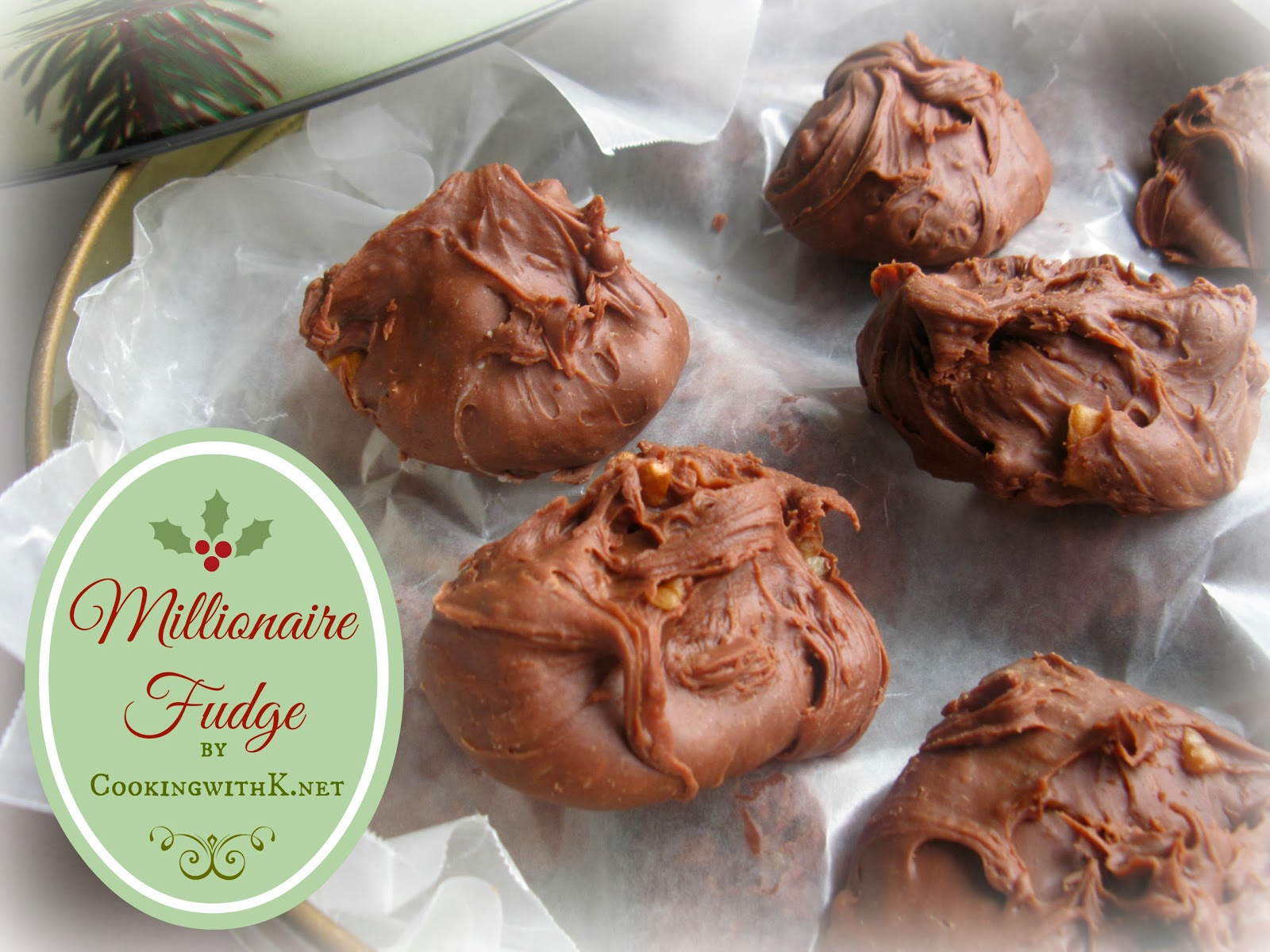 Millionaire Fudge Granny S Recipe Revisited