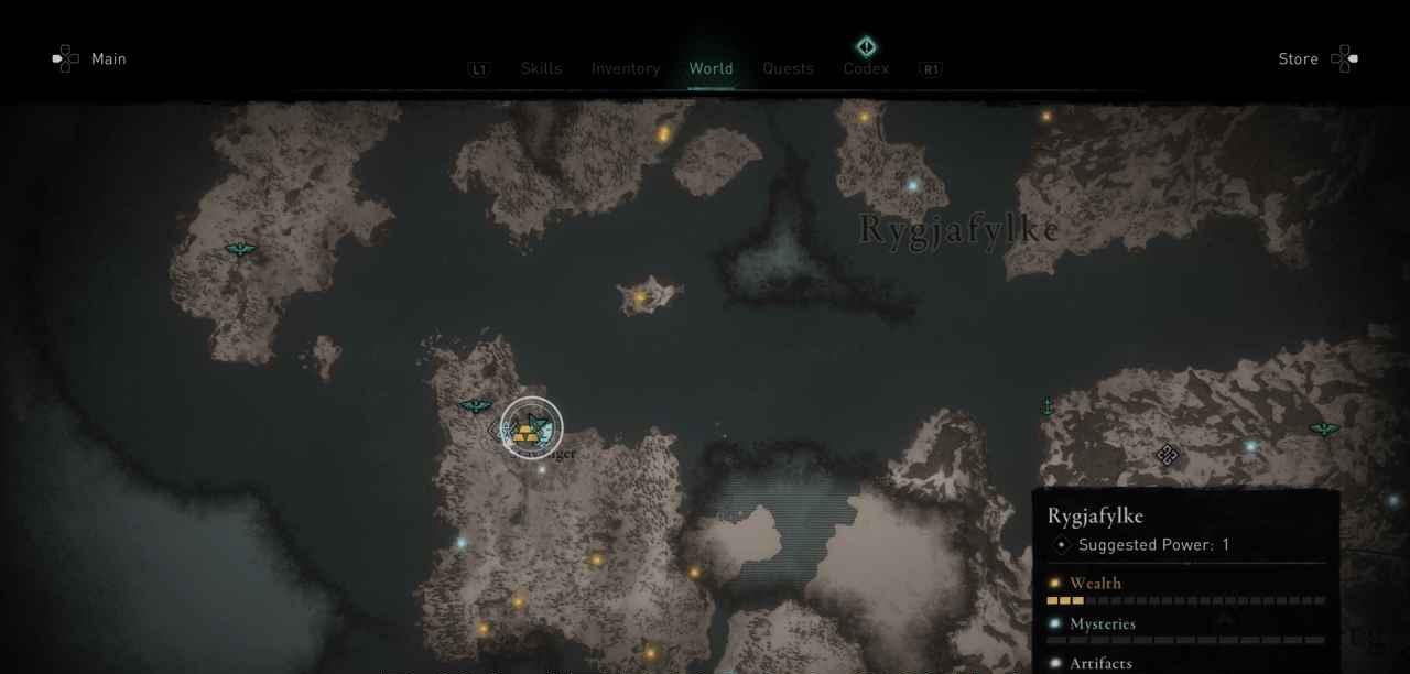 Ingot 4 Map