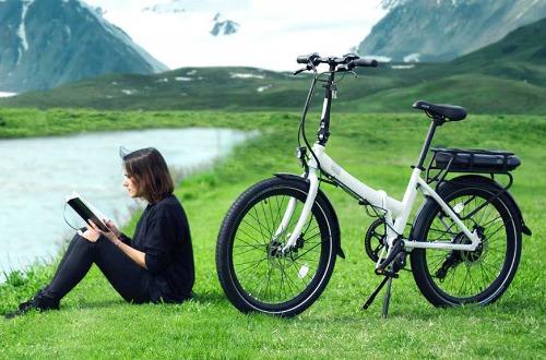 Legend elektrische fietsen vouwfiets e-bike