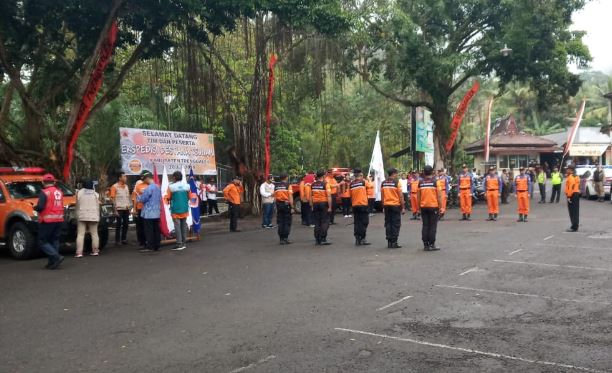 MDMC & PDPM Trenggalek Terlibat Sosialisasi Ekspedisi Destana Tsunami 2019