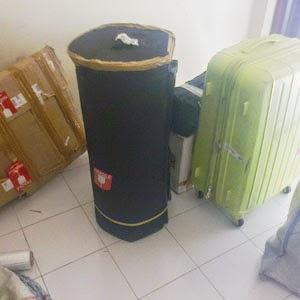 Jasa ekspedisi udara di Medan.