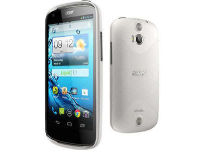 Acer Liquid Z2 Specifications - LAUNCH Announced 2013, February Also Available as Acer Liquid Z2 Dual with dual-SIM card slots Acer Z120 with MTK 6575M chipset, 1 GHz CPU and PowerVR SGX531 Ultra GPU DISPLAY Type TFT capacitive touchscreen, 256K colors Size 3.5 inches (~53.1% screen-to-body ratio) Resolution 320 x 480 pixels (~165 ppi pixel density) Multitouch Yes BODY Dimensions 110 x 62.5 x 12.3 mm (4.33 x 2.46 x 0.48 in) Weight 110 g (4.59 oz) SIM Single SIM (Mini-SIM) or Dual SIM (Mini-SIM, dual stand-by) PLATFORM OS Android OS, v4.1.1 (Jelly Bean) CPU 1.0 GHz Cortex-A5 Chipset Qualcomm MSM7227A Snapdragon S1 GPU Adreno 200 MEMORY Card slot microSD, up to 32 GB (dedicated slot) Internal 4 GB, 512 MB RAM CAMERA Primary 3 MP or 5 MP Secondary No Features Geo-tagging, touch focus Video Yes NETWORK Technology GSM / HSPA 2G bands GSM 850 / 900 / 1800 / 1900 - SIM 1 & SIM 2 (dual-SIM model only) 3G bands HSDPA 900 / 2100 Speed HSPA 7.2/5.76 Mbps GPRS Yes EDGE Yes COMMS WLAN Wi-Fi 802.11 b/g/n, hotspot NFC No GPS Yes, with A-GPS USB microUSB v2.0 Radio FM radio, RDS Bluetooth v3.0, A2DP FEATURES Sensors Accelerometer, proximity Messaging SMS (threaded view), MMS, Email, Push Email Browser HTML5 Java No SOUND Alert types Vibration; MP3, WAV ringtones Loudspeaker Yes 3.5mm jack Yes  - SRS audio BATTERY  Removable Li-Ion 1300 mAh battery Stand-by Up to 450 h Talk time Up to 4 h Music play - MP3/WAV/WMA/eAAC+ player - MP4/H.264 player - Document viewer MISC Colors Black, Black/White  - MP3/WAV/WMA/eAAC+ player - MP4/H.264 player - Document viewer