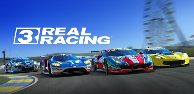 Real Racing 3 v4.7.2 APK [MOD] Download