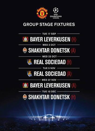 champions league fixtures - photo #10