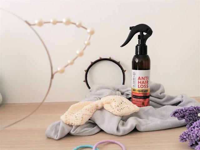 Spray anti queda Dr Sante cabelo fragil