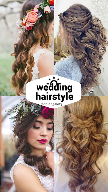 Ideally you're wedding hairstyle should facilitate the tradition and the style of your marriage equip