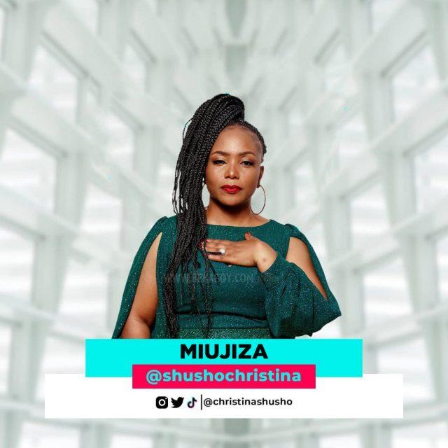 AUDIO Gospel   Christina Shusho – Muujiza   Mp3 Download