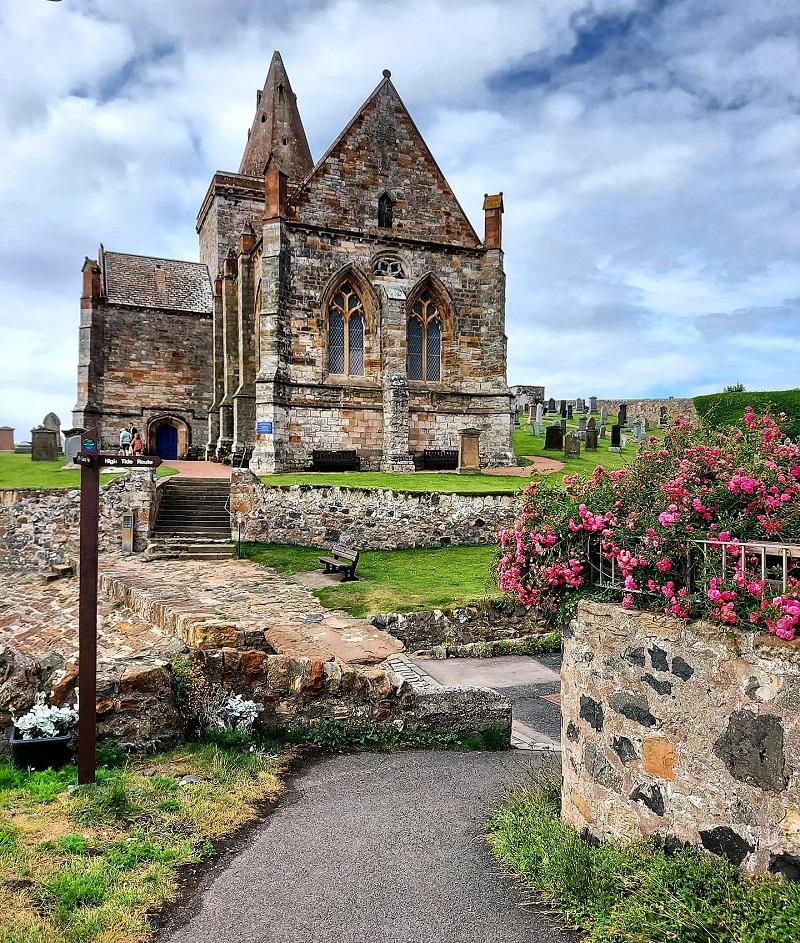 The Auld Kirk of St Monans