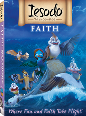 IESODO Faith DVD