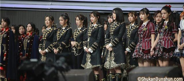 SNH48 Group Shuffle Team