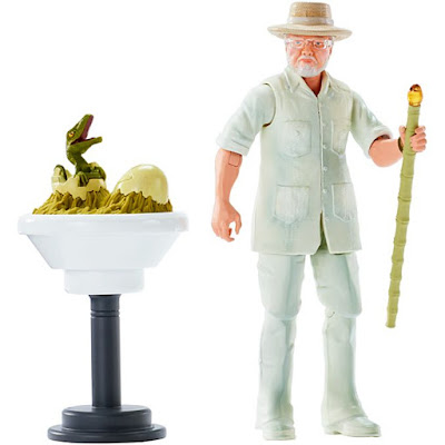 San Diego Comic-Con 2019 Exclusive Jurassic World Legacy Collection John Hammond Action Figure