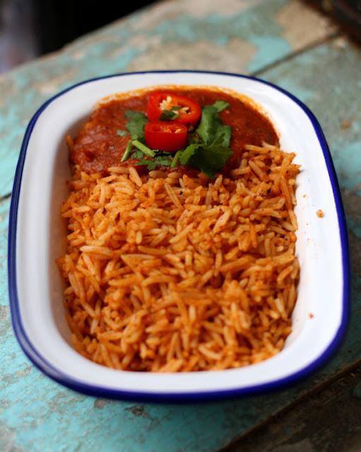 Ghanaian Food at Zoe's Ghana Kitchen