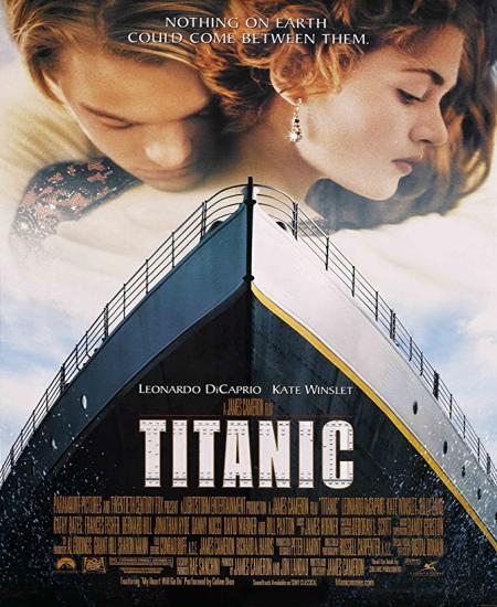 Titanic 1997 Dual Audio [Hindi-English] 480p BluRay 700MB ESubs Downlaod