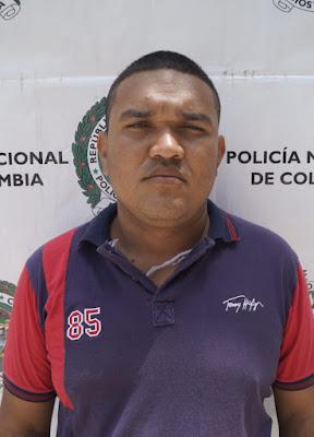 En Riohacha cayó uno de los más buscados en La Guajira