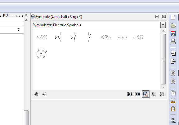 Elektroschaltpläne mit Inkscape zeichnen