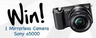 kompetisi video hadiah kamera mirrorless