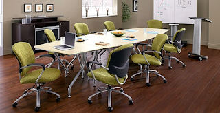 Collaborative Boardroom Table
