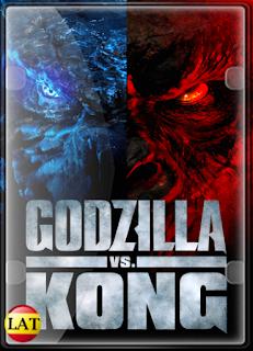 Godzilla vs Kong (2021) DVDRIP LATINO