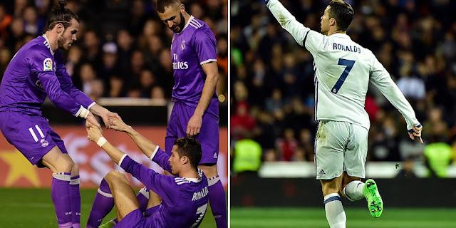 SBOBETASIA - 10 Gol Terbaik BBC Real Madrid di La Liga 2016/17