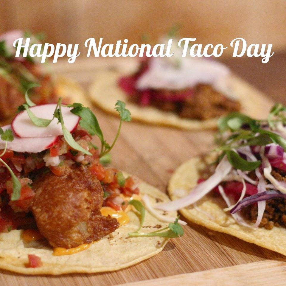 National Crunchy Taco Day Wishes for Whatsapp