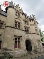 Poitiers - Hôtel Fumé
