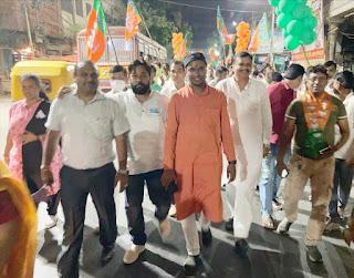 बदलाव के लिए भारी मतदान कर रहे हैं बंगाल के मतदाता–संजय उपपाध्याय  | #NayaSaberaNetwork