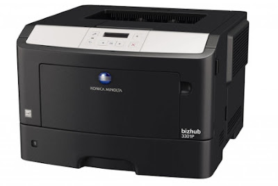 Konica Bizhub 3301P Driver Download