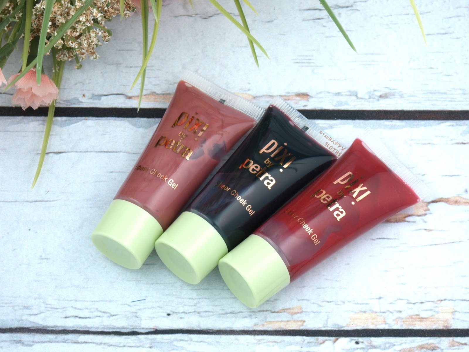 Pixi Sheer Cheek Gel: Review and Swatches