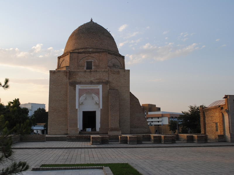 Mausoleum of Rukhabad Samarkand