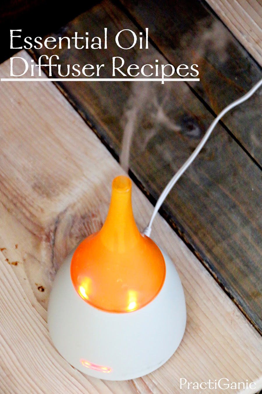 Essential Oil Diffuser Recipes for Every Mood