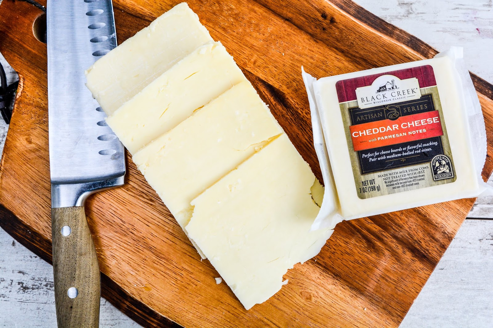 Black Creek Cheddar Cheese