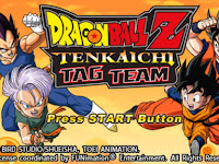 Download Dragon Ball Z - TTT Mod V10 Special [USA] PSP ISO Full Offline