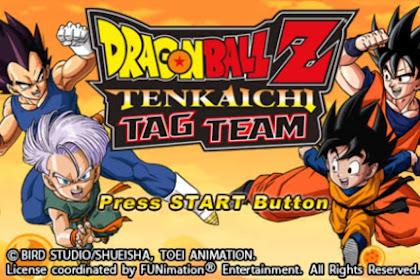 Download Dragon Ball Z - TTT Mod V10 Special [USA] PSP ISO Full Offline