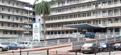 UCH resident doctor embark on strike