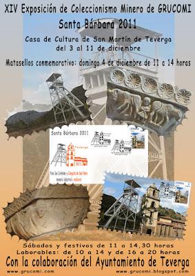 cartel, exposición, coleccionismo, minero