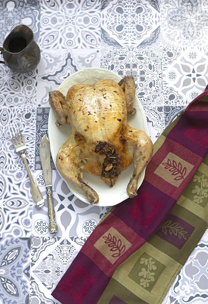 kurczak pieczony jak zrobić